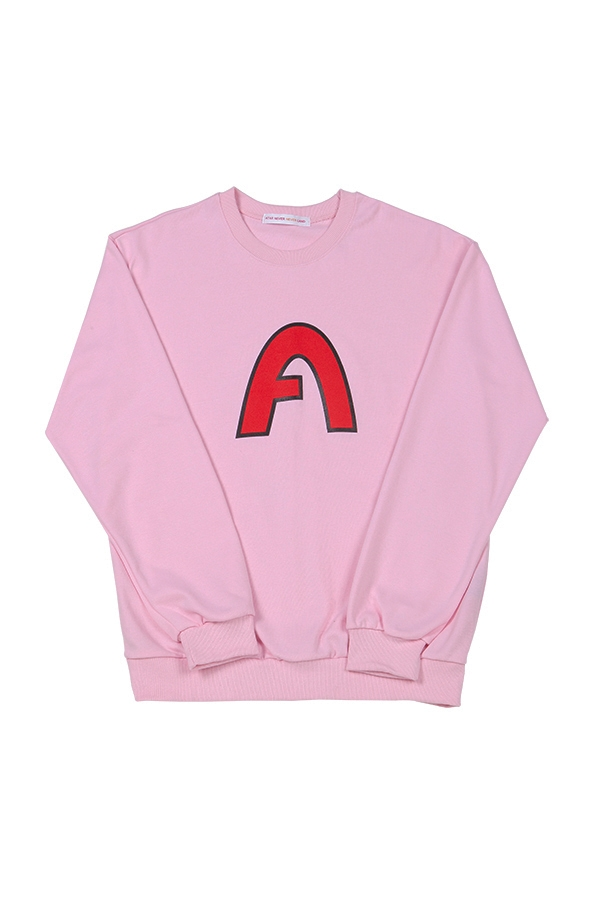 [EDITION] A sweatshirt Pink