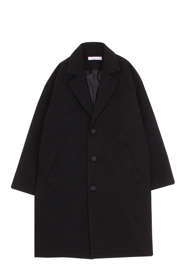 Single Cashmere coat