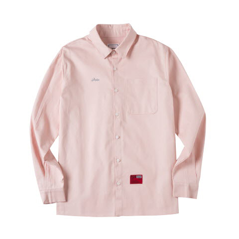 PSLN SYNC OXFORD SHIRT PINK